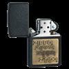 Широкая зажигалка Zippo Brass 362 - фото 4989