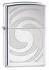Широкая зажигалка Zippo Classic 28286 - фото 6064