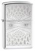 Широкая зажигалка Zippo Classic 24903 - фото 6065
