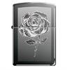 Широкая зажигалка Zippo BS Rose 150 - фото 6729