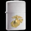 Широкая зажигалка Zippo Marines Emblem 280MAR - фото 7123