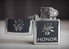 Зажигалка широкая Zippo Zchinese Symbol Honor 20332 - фото 7241